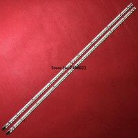 Original e novo para retroiluminação led 50 polegada V13 Borda REV0.3 1 6920L-0001C 620mm lâmpadas 72 1 lote = 2 peças