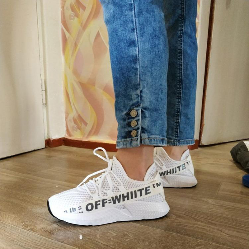 E TOY WORD White sneakers women Spring Summer Casual Shoes Breathable Mesh Flat Shoes Woman Trainers Shoes Tenis feminino