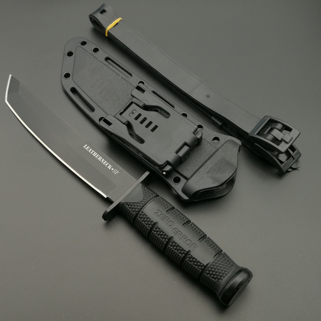 Fixed Blade Steel Diving Knife