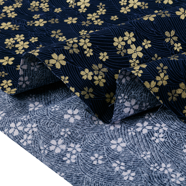 Cotton Fabric Japanese Style 2