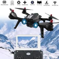 B6 Brushless Motor 2 4GHz Two Way Remote 4CH FPV Camera Video Racing Quadcopter