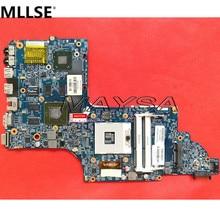 682170-501 placa madre del ordenador portátil 682170-001 ajuste para HP Pavilion DV6 DV6-7000 630 M/2G Notebook PC systemboard 100% Probado