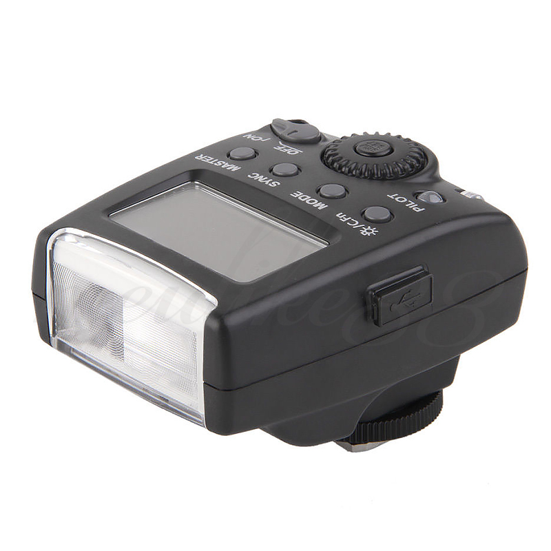 High Quality Meike MK-310 E-TTL Flash Speedlite Flash speed light 1/8000s for Nikon hot shoe mount and supports I-TTL function. цена и фото