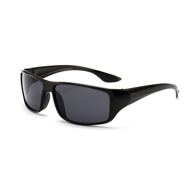 New Night Vision Sunglasses Night Driving Enhanced Light Glasses Polarized Fashion Sunglasses