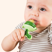 Silicone Baby Pacifier For Fruits vegetables Feeding Soother Nipple Feeder Tool Infant Nipple Chupeta Food Nibbler Free Shipping