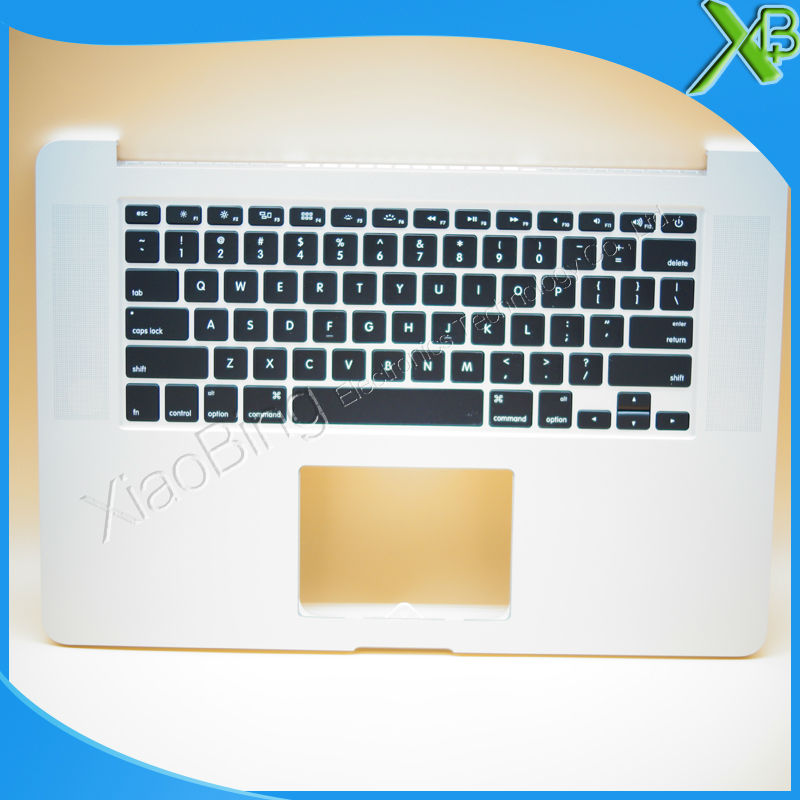 New TopCase with US Keyboard for MacBook Pro Retina 15.4 A1398 2013-2014 years