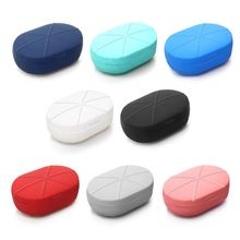 Durable Silicone Case Protective Cover For Xiaomi Redmi Airdots TWS Bluetooth Earphone Youth Version Headset Accessories