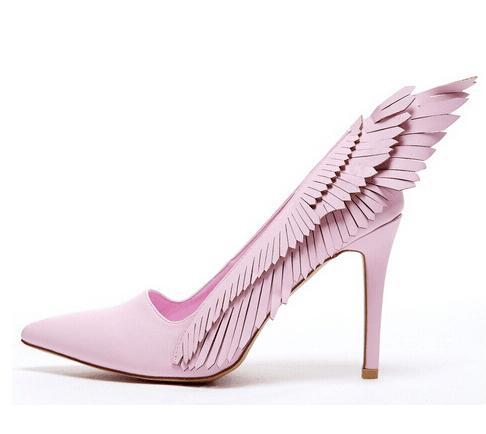 Pink Suede Pumps Promotion-Shop for Promotional Pink Suede Pumps ...