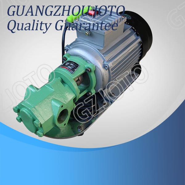 цена на WCB-50 Cast Iron Electric Hydraulic Oil Pump 550W 220V/380V Lubricating Gear Oil Pump