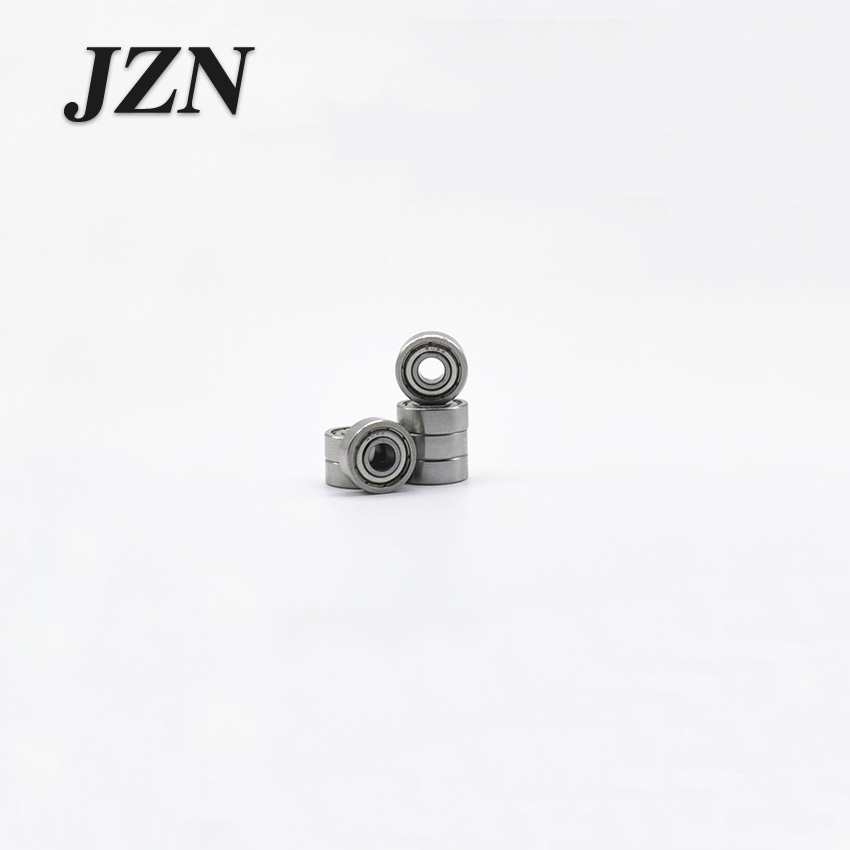 MR63 ZZ ABEC-1 (100PCS) Miniature Ball <font><b>Bearings</b></font> <font><b>3X6X2.5mm</b></font> L630ZZ image