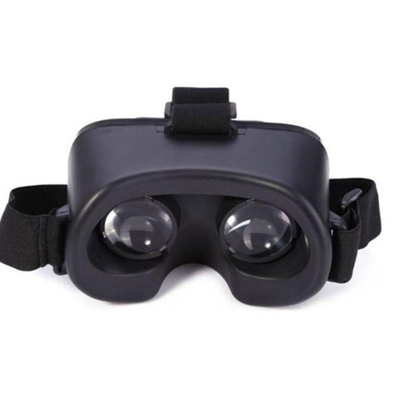 Malloom 2017 VR очки для Google cardboard VR коробка 3D Очки виртуальной реальности для 4-6 дюймов экран мобильного телефон черный ...