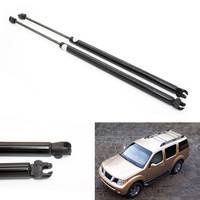 2pcs Auto Rear Window Gas Struts Shock Struts Spring Lift Supports For Nissan Pathfinder R51 2005