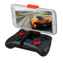 Wireless Bluetooth Gamepad VR Box 3D Glasses Controller Selfie Shutter Game Handle Joystick for PC Andriod iOS Smartphone Tablet