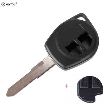 chiave telecomando per SUZUKI GRAND VITARA SWIFT + Rubber Button Pad