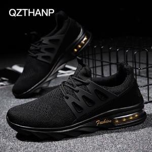 6eb40f760e64 QZTHANP Spring Autumn Casual Shoes Air Breathable Men Male