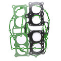 Motorcycle Engine Parts Head Cylinder gaskets Kit for Honda CB400 CB-1 CBR400 NC23 Stator Cover Gasket