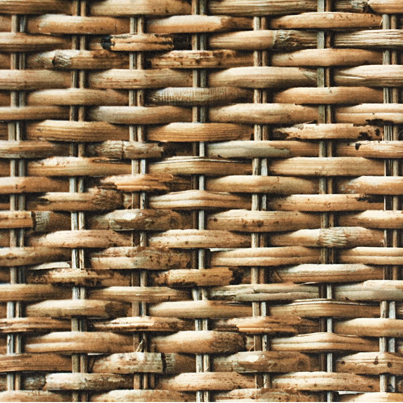 Chinese Style Classical Imitation Straw Mat Bamboo Wallpaper Living Room Tea House Hotel PVC Wallpaper Waterproof 3D Home Decor