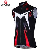 X-Tiger Maillot Ciclismo Спортивная одежда без рукавов горный велосипед Велоспорт Джерси Pro Велоспорт жилет летняя гоночная велосипедная одежда