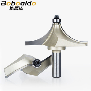 Image 5 - 1/2 Shank Router Bits For Wood Tungsten Carbide Cutter Bit Arden Table Edge Router Bit Prrofessional Grade Woodworking Tools