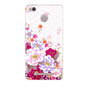 Image 5 - Phone Cases For Xiaomi Redmi 3 Pro 3s Redmi 3s Cover 3D Silicon Phone Back Cover for Xiaomi Redmi 3 Pro Case Redmi 3 S Pro Case