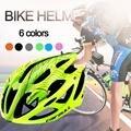 Высокопрочный PC + EPS шлем для велоспорта Суперлегкий дышащий шлем для безопасности велосипеда шлем MTB шоссейные велосипедные шлемы Casco