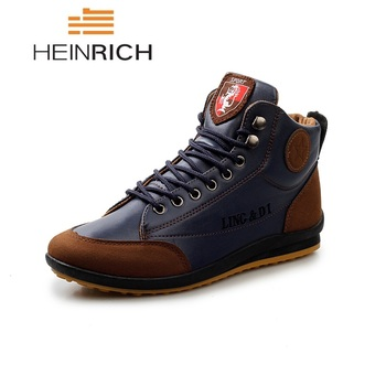 HEINRICH Leather Shoes Autumn/Winter 1