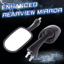 Espelho retrovisor para honda cbr250 mc19, espelho invertido mc22 mc23 mc29 cbr400 nc23 nc29 nc19 pijama, acessórios para motocicletas