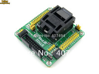 STM32-QFP48 QFP48 LQFP48 STM32F10xC STM32L15xC Yamaichi STM32 IC Test Socket Programming Adapter 0.5mm Pitch