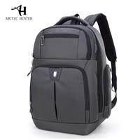 Fashion Backpack Men Bag Casual Business Travel Laptop Backpacks Waterproof Nylon Back Pack Satchel Male Mochila Schoolbag
