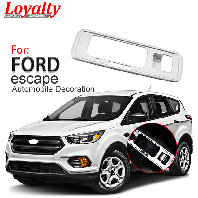 Online Shop Loyalty for Ford Escape Kuga 2017 2018 Gear shift Box ...