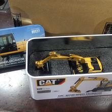 BOX-DM бренд Diecast Masters-Cat M318D колесный экскаватор-HO Масштаб-#85177