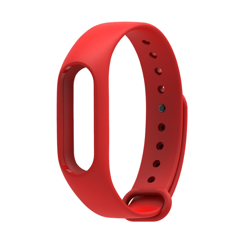 For Xiaomi Miband 2 Colorful Silicone Replace Belt Strap For  Mi Band 2 Smart Wr