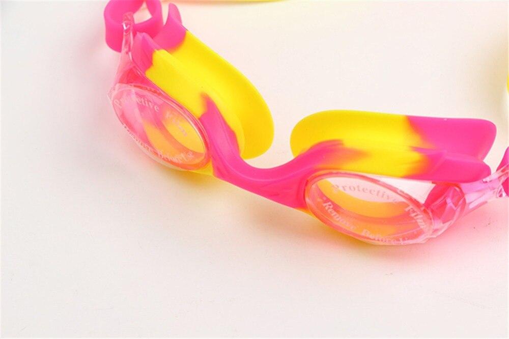 Professionelle Sicherheit Anti Nebel Schwimmen Brille Beschichtung Kinder Schwimmen Gläser Männer Frauen Kinder Brille sport baby Swim Brillen