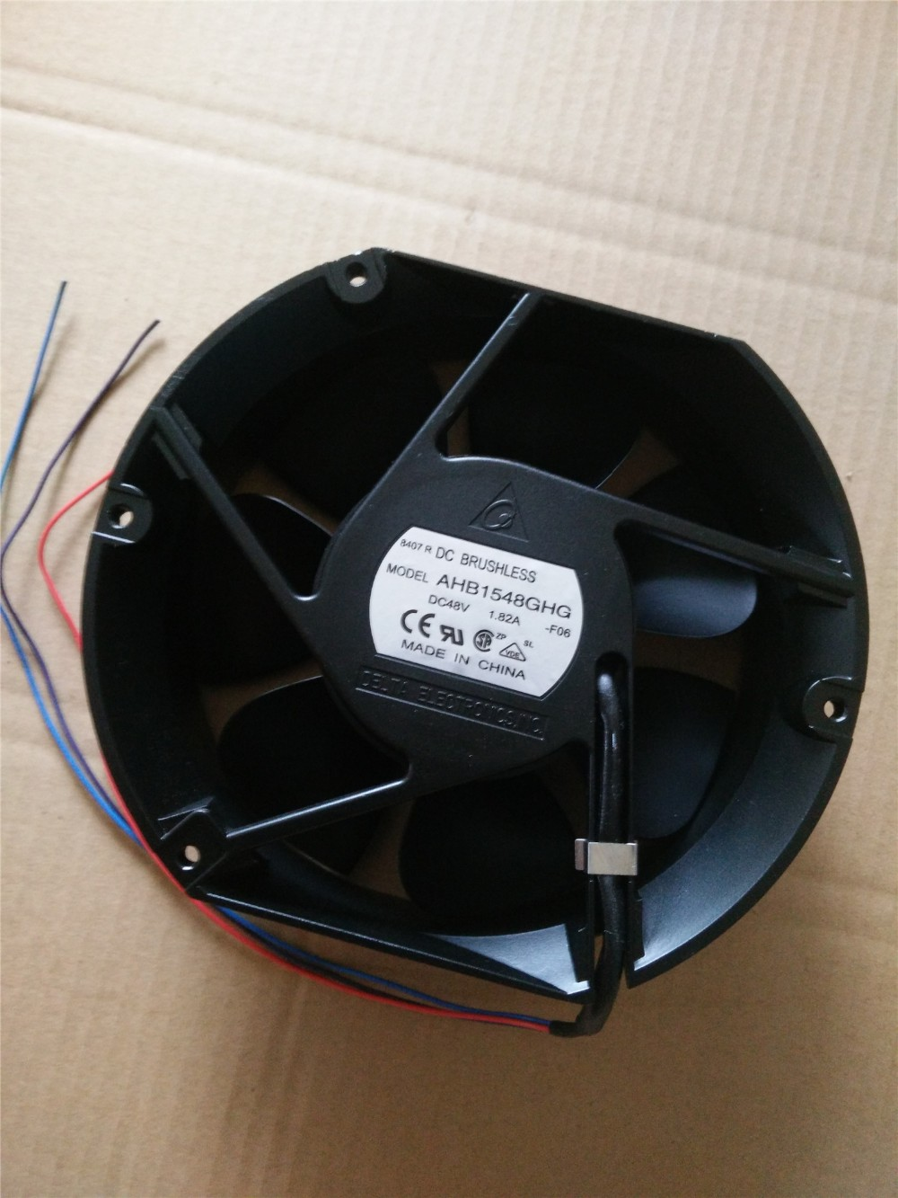 Delta 17251 17CM * 15cm AHB1548GHG 48V 1.82A 3LINES Cooling Fan freeshipping a2175hbt ac fan 171x151x5 mm 17cm 17251 230vac 50 60hz