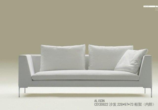 2015 Hochwertigem Leder Sofa Wohnzimmer Mbel Set