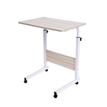 2020Laptop Desk   60*40CM Computer Table Adjustable Portable Rotate Laptop Bed Table Can Be Lifted Standing Desk