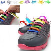 3 пиара/лот ленивые шнурки без завязок эластичный силиконовый шнурки дети мальчик девочка водонепроницаемый все кроссовки подходят ремень ...