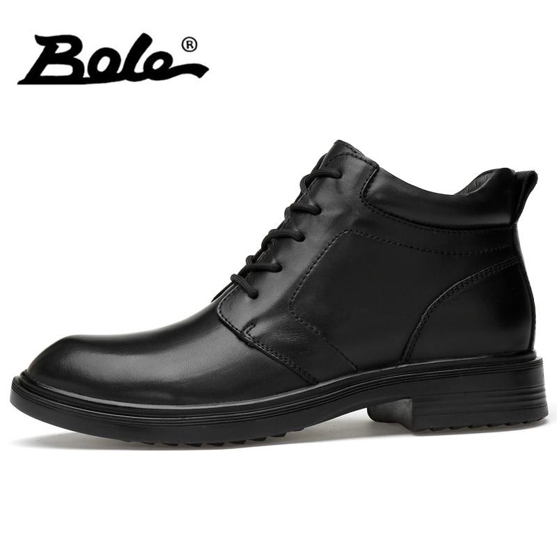 Zapatos Tacón Con Tamaño Cuero 36 Para Caliente Calidad Primavera Alto Hombres Gran Bole Los Felpa Fur Nieve no Genuino 47 Botas De Alta Plush Invierno navw8xW5Zq