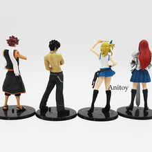 Fairy Tail Action Figures