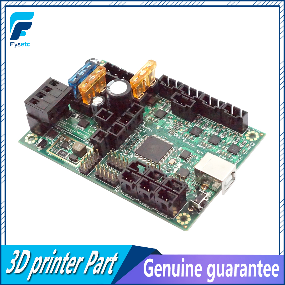 Mini-Rambo 1.3a Mainboard For Prusa i3 MK2 3d Printer Designed By Ultimachine With USB