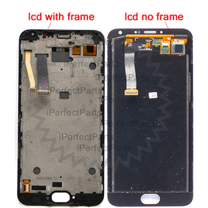 Image 2 - display meizu mx5 Display Touch Screen Digitizer Assembly For MEIZU MX 5 Meilan MX5 lcd with frame for meizu mx5 lcd