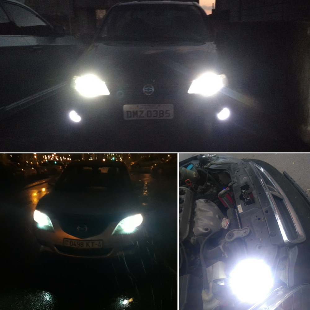 Headlights For Cars >> H7 H4 Led Headlights For Cars H1 H3 H11 H8 9005 9006 Hb3 Hb4 9012