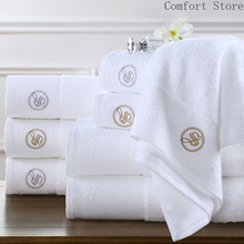 Soft Hotel Bath Luxury Towels Cotton Adult Children Soft Absorbent Adults