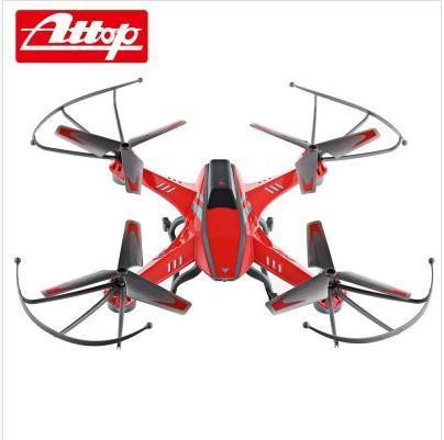 Новое поступление Attop A8 RC Quadcopter 6 оси 4CH гироскопа Камера автоматического возвращения контролируемых освещения 360 градусов сальто оригиналь...