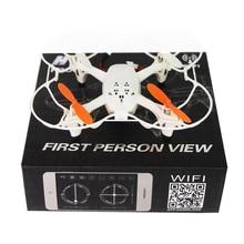 HT F807W 2.4G 4CH 6 Axis Gyro FPV RC Quadcopter Drones w/ Headless Mode 0.3MP WiFi HD Camera RTF