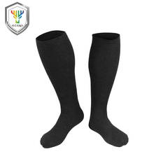4ae8fc64753 OZERO Winter Thermal Socks with Heel Free Design Knee High Tube Boot Socks  for Men and