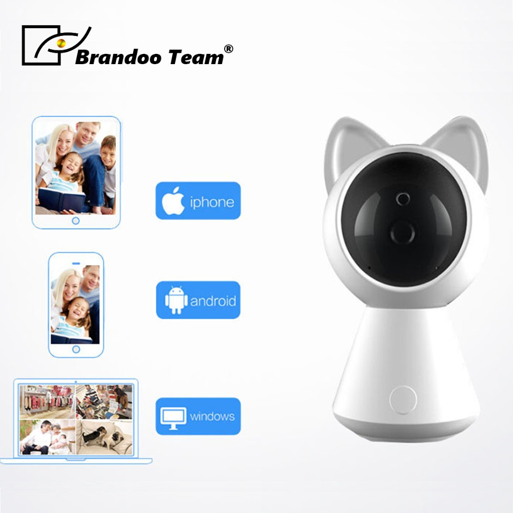 1080P Full HD Indoor Wireless Home Security WiFi IP Camera Surveillance Camera Home Alarm Camera waterproof home security solar powered surveillance 1080p wifi camera wireless hd camera