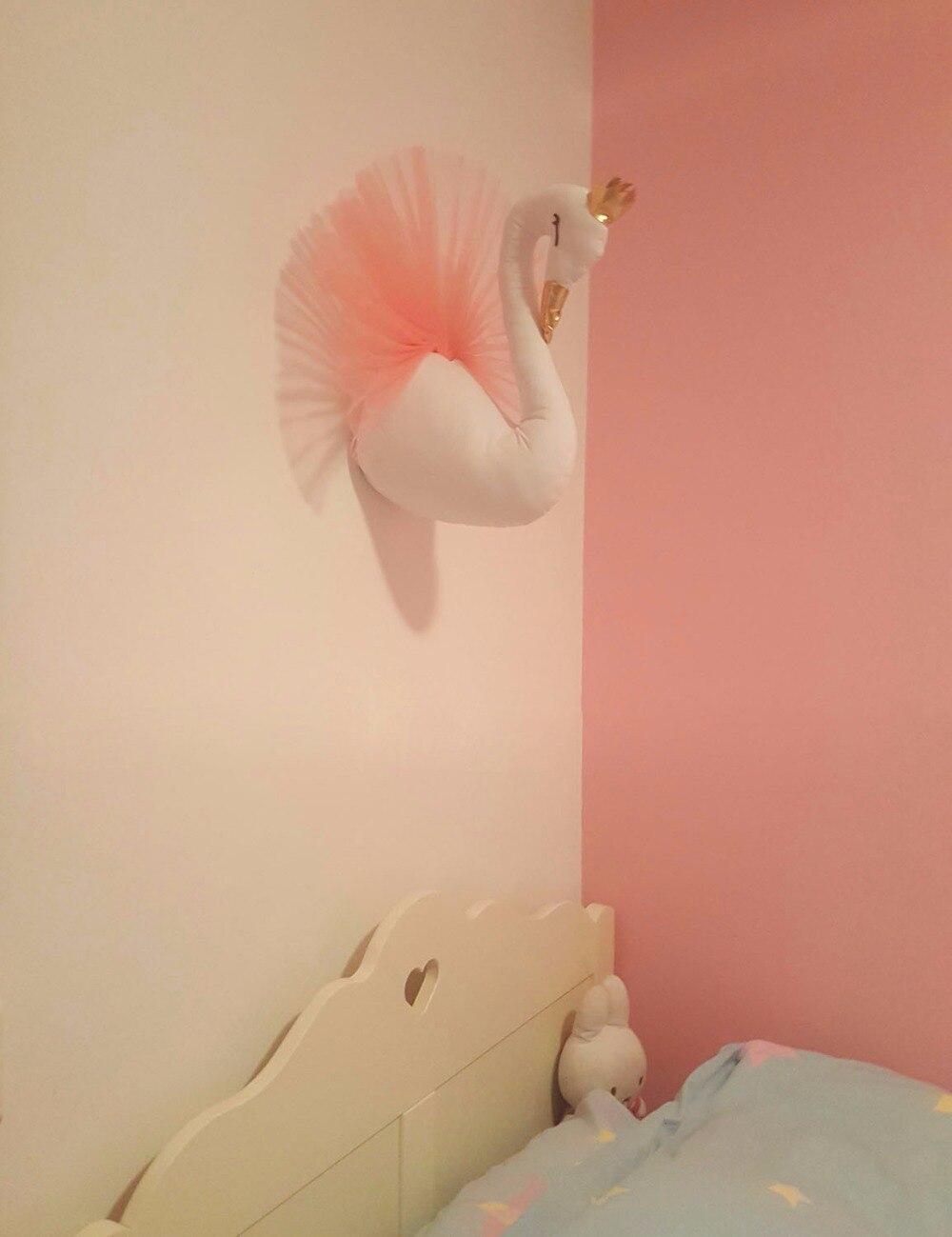 swan wall