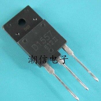 2SD1557 D1557 TO-3PF новый оригинальный в наличии