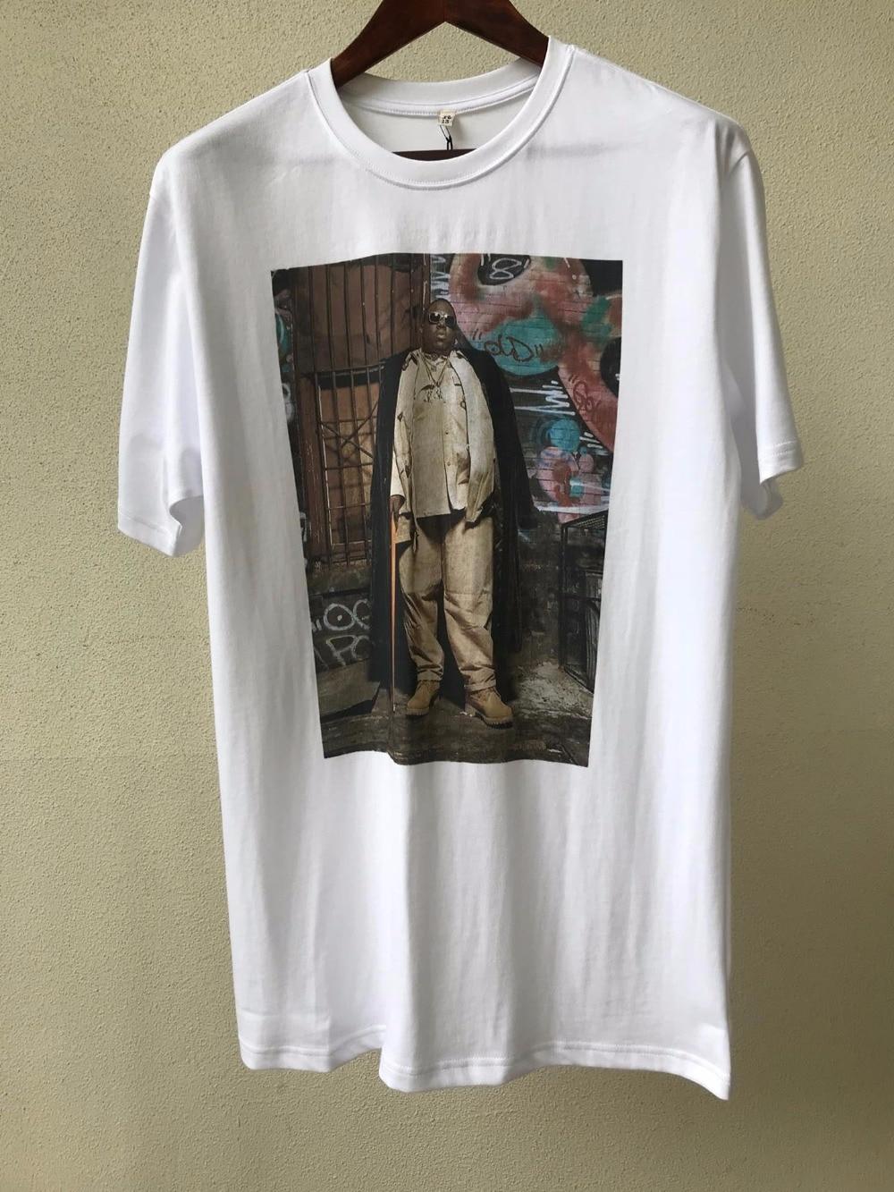 19ss أوين سيك الرجال عارضة تي شيرت 100% القطن القوطية نمط قمم ملابس للرجال المعتاد قمم المحملات الصيف المرأة تيز الأبيض T قميص-في تي شيرتات من ملابس الرجال على  مجموعة 1